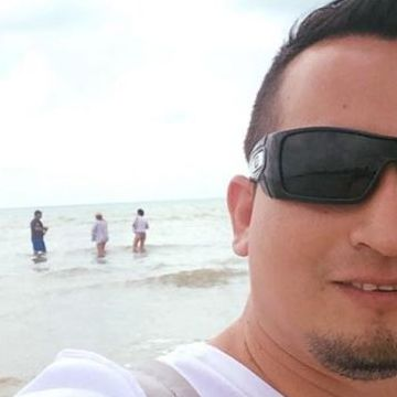 Gabriel Ramos, 33, Buenos Aires, Argentina