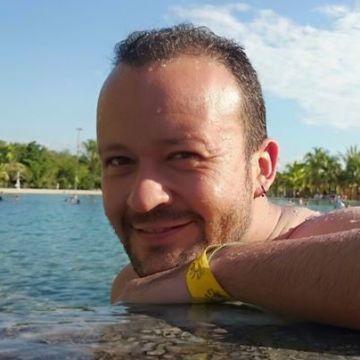 Marco Velosa, 34, Bogota, Colombia
