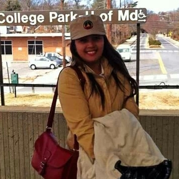 Sonia Epres II, 22, Washington, United States
