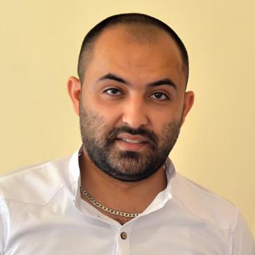 Bextiyar Memmedov, 30, Baku, Azerbaijan