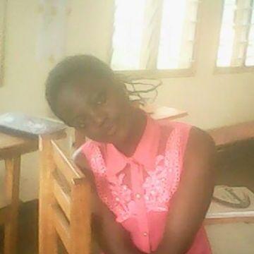 Namutebi Jazira, 23, Kampala, Uganda