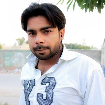 Adan Jee, 27, Islamabad, Pakistan