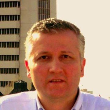 Osman Asan, 40, Ankara, Turkey