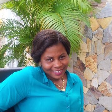 Sandy Miller, 29, Accra, Ghana