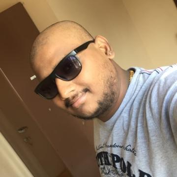 Varun, 27, Salem, India