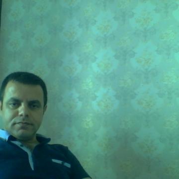 Kenan Doğan, 40, Istanbul, Turkey