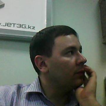 Andrey Malyshev, 31, Kostanai, Kazakhstan