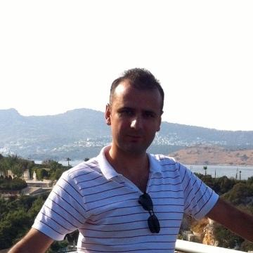 Eralp, 36, Antalya, Turkey