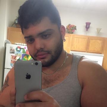 Alejandro Yaport, 24, Charlotte, United States