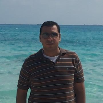 Mohammed Ahmed, 34, Cairo, Egypt