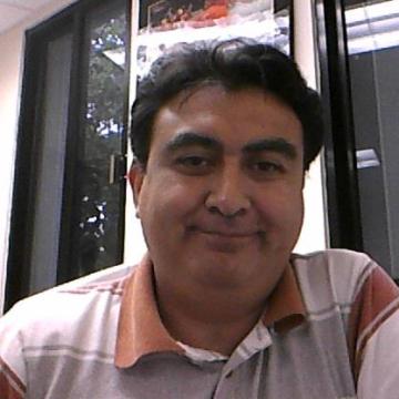 Rafael Pino, 50, Chetumal, Mexico