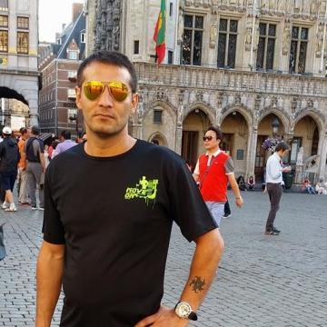 Dj-m Milen, 37, Bruxelles, Belgium