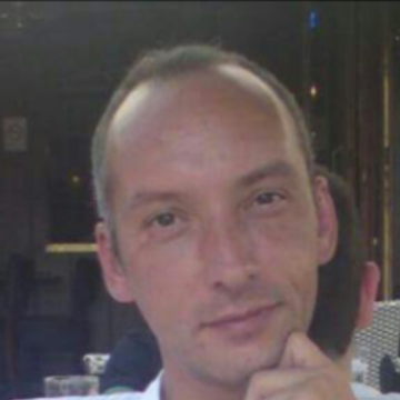 Laurent Polla, 47, Paris, France