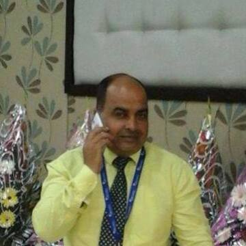 Choudhary Anil, 43, Delhi, India