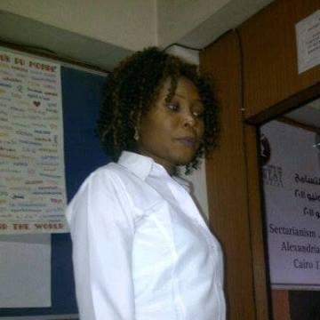 Hanna Abe, 33, Lagos, Nigeria
