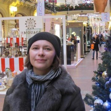 Екатерина Лушникова, 43, Moscow, Russia