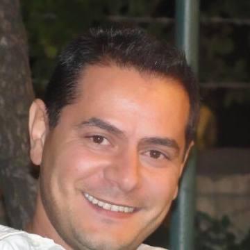 Fikret Tunç, 39, Izmir, Turkey