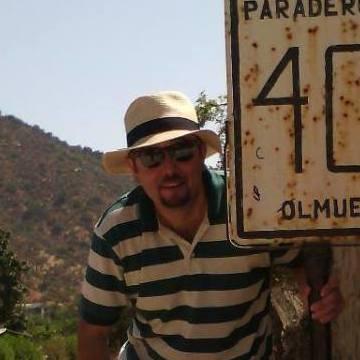 FELIPE JARAMILLO MEYER, 43, Quilpue, Chile