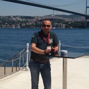 zafer eylem, 44, Samsun, Turkey