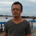 Renold M Sutjiadi, 42, Bali, Indonesia