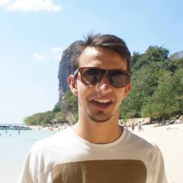 Ertan Cetin, 30, Izmir, Turkey