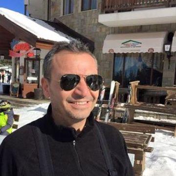 haldun, 37, Istanbul, Turkey