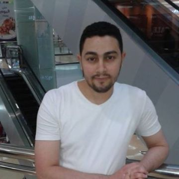 Abdullh Saied, 30, Riyadh, Iraq