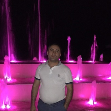 Samir Babayev, 36, Baku, Azerbaijan