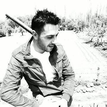 Kemal Sezer, 31, Konya, Turkey