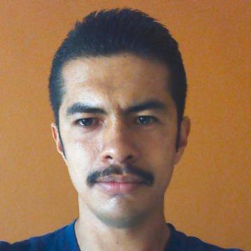 Jesus Ruben, 29, Chihuahua, Mexico