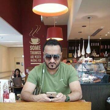 Iftikhar Ali, 39, Dubai, United Arab Emirates