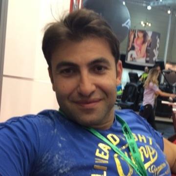 Bassem Jawhari, 36, Dubai, United Arab Emirates