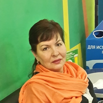 венера, 54, Kazan, Russia