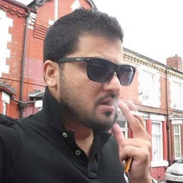 Wakar Ahmed, 35, Dublin, Ireland
