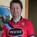 Jorge Bolivar Castillom Ceron, 52, Barcelona, Spain
