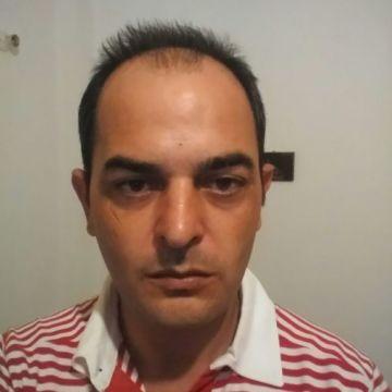 Minas Konstantakis, 41, Heraklion, Greece