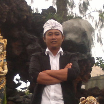 NENGAH WIRIAWAN, 37, Bali, Indonesia