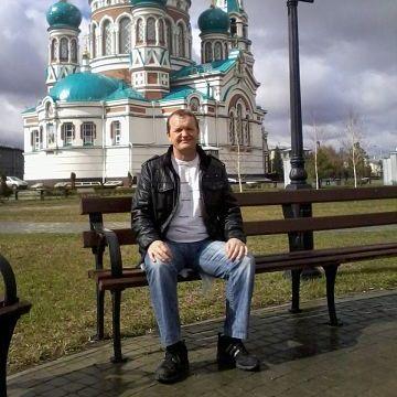 Sasha Nazarov, 51, Ekaterinburg, Russia