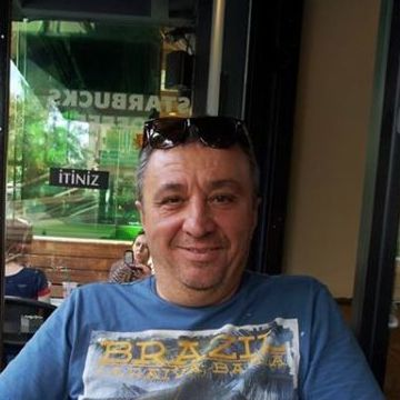 Barbaros Karaman, 44, Izmir, Turkey