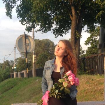 Daria, 19, Saint Petersburg, Russia