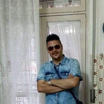 Ralph Tucci, 31, Foggia, Italy