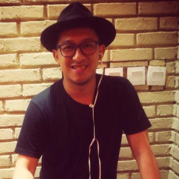 Fauzan Allolangi, 33, Jakarta, Indonesia