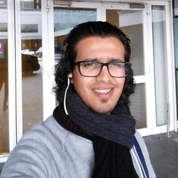 Mosub, 26, Jeddah, Saudi Arabia