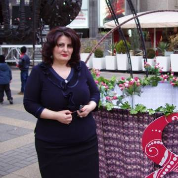 Irina Hovsepyan, 45, Yerevan, Armenia