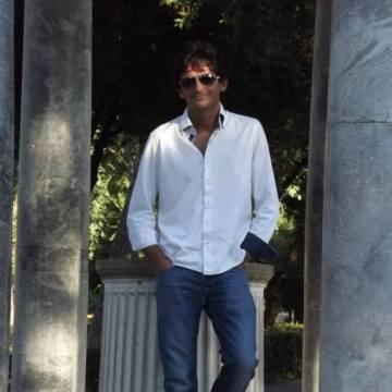 Gualtiero Sbandi, 32, Rome, Italy