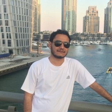 Nyamat Faraz, 31, Dubai, United Arab Emirates