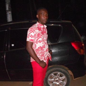 djomo donald, 24, Yaounde, Cameroon