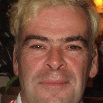 Andrew White, 47, Oxford, United Kingdom