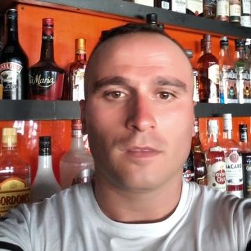 Stavros Bibos, 29, Zakynthos, Greece