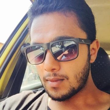 Ajay, 23, Chennai, India